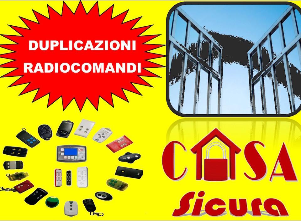 duplicazione radiocomandi torino duplicazioni radiocomandi san maurizio canavese sicurezza in casa contro i ladri casa sicura dai furti torino Installazione porta blindata san maurizio