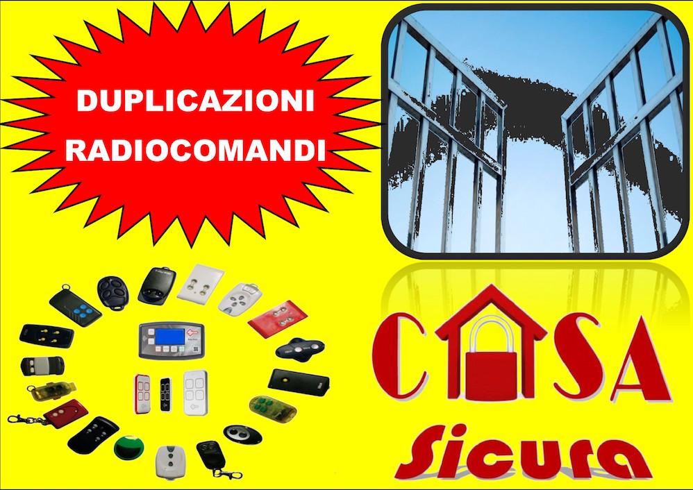 duplicazioni radiocomandi sicurezza in casa contro i ladri casa sicura dai furti torino Installazione porta blindata san maurizio